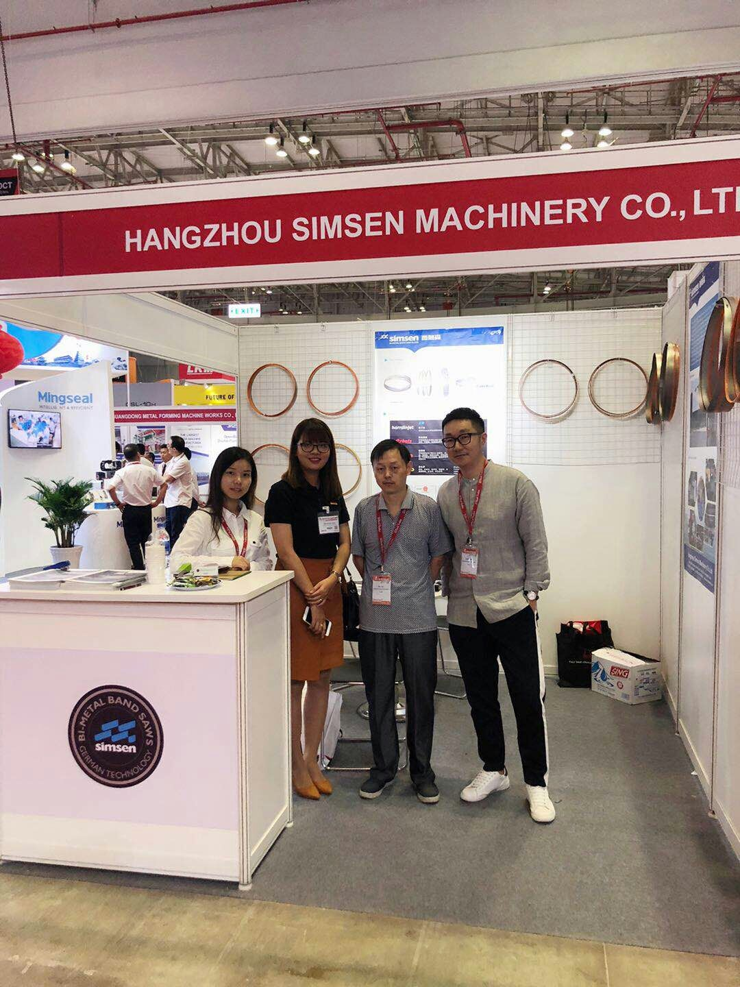 We Attend METALEX VIETNAM 2018 in HO CHI MINH