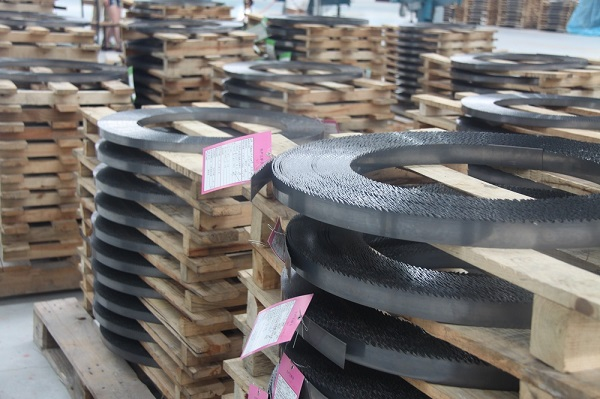 Saw Blade For Steel