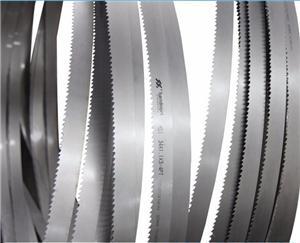 Hoja de sierra de cinta bimetálica M51 para corte de metales