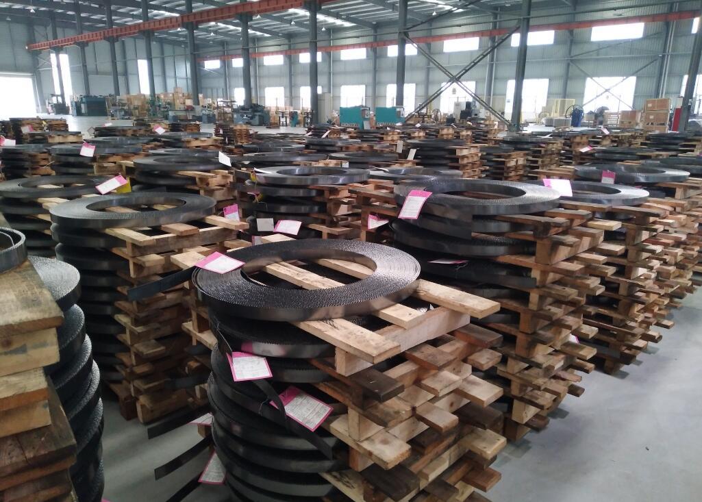 Bimetal Saw Blade Cutting Carbon Steel