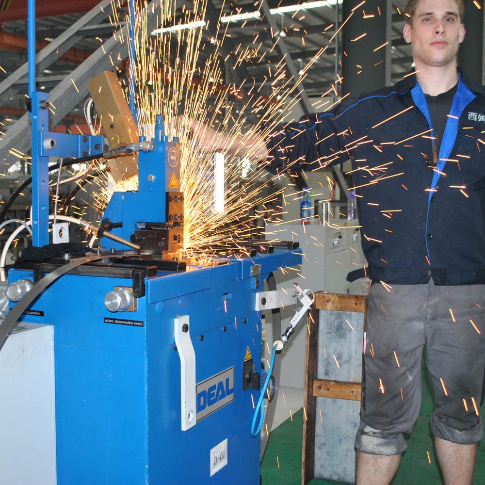 Bimetallic Saw Blade For Cutting Steel