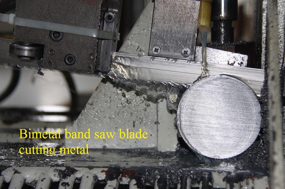 Welded Bimetallic Saw Blade