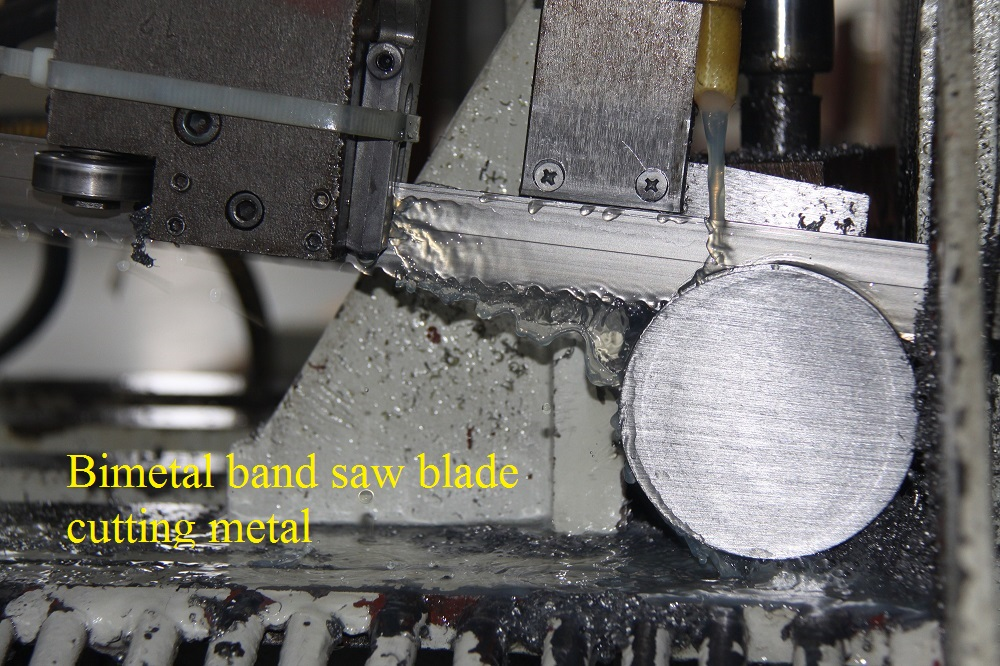 Bimetallic Saw Blade For Metal