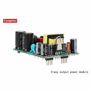 5V 5V 24V 3-way output Power Module