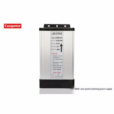 48V 8.3A 400H Waterproof Power Supply