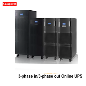 3phase in 3phase out Online UPS Power supply