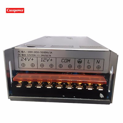 24V16.7A 12V33A switching power supply Manufacturers, 24V16.7A 12V33A switching power supply Factory, Supply 24V16.7A 12V33A switching power supply