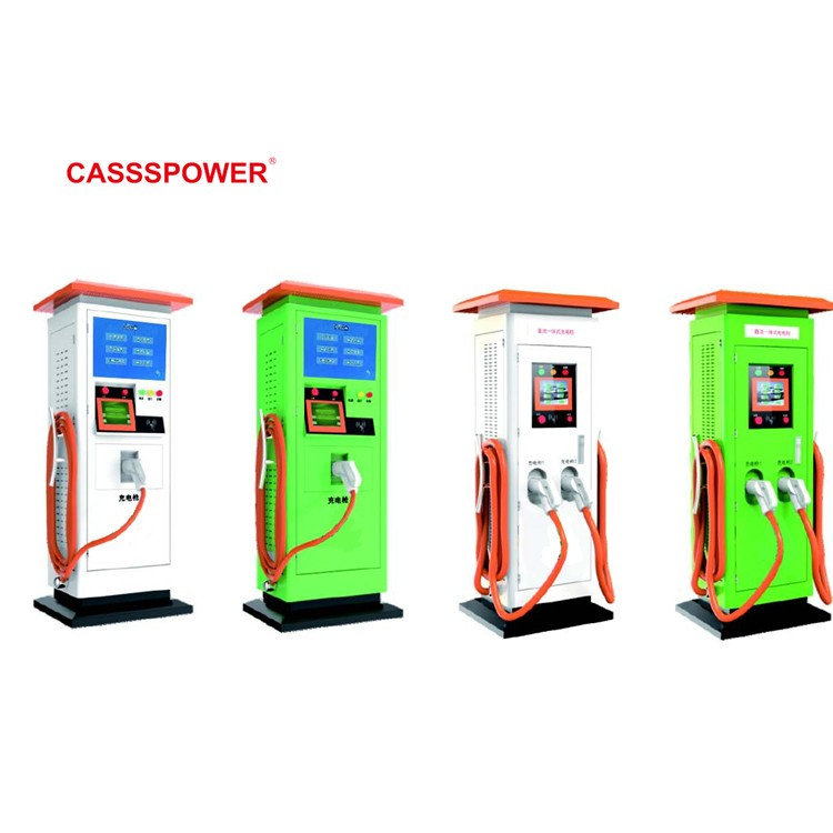 Flow and Safety Attention of Electric Vehicle Installation Charging Pile