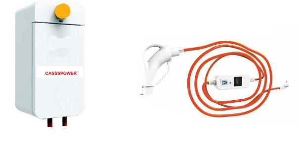 FJ-AC1003B-A / FJ-AC1003L-A Portable 3.3 KW charging box