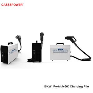 15kw electric car portable dc charging box
