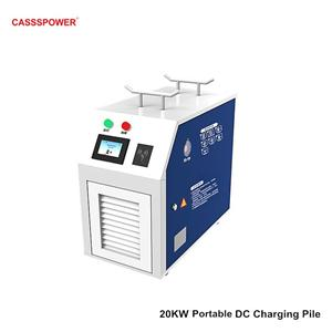 20kw electric car portable DC charging box