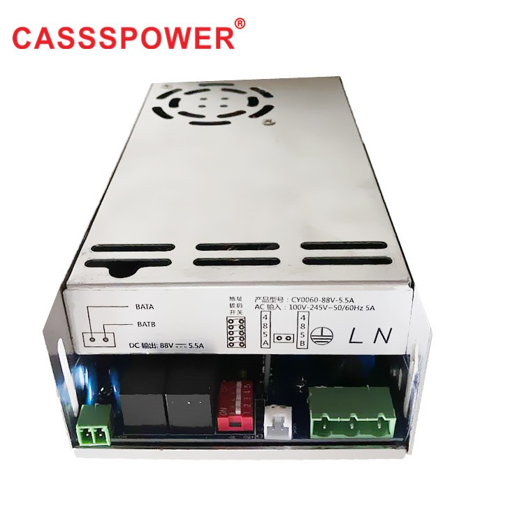 Charging cabinet charger power supply 400W 88V6A switching power supply Manufacturers, Charging cabinet charger power supply 400W 88V6A switching power supply Factory, Supply Charging cabinet charger power supply 400W 88V6A switching power supply