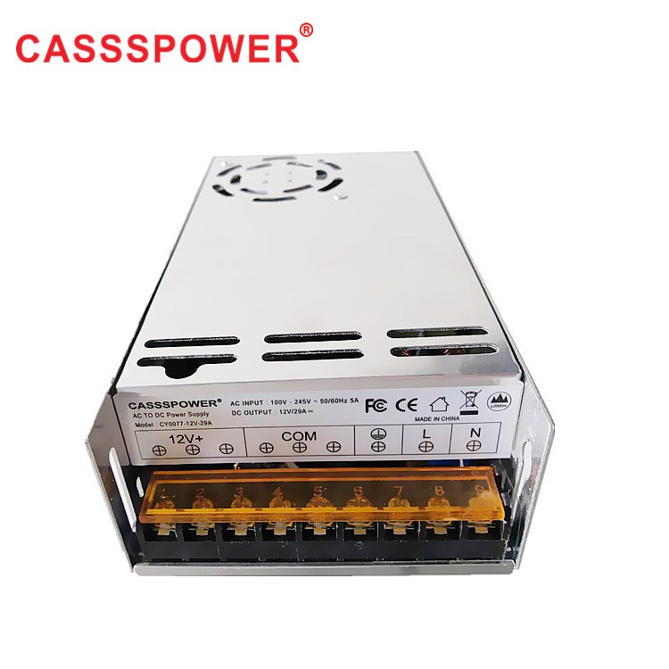 Industrial aluminum shell power supply 12V30A/24V15A 350W single output switching power supply Manufacturers, Industrial aluminum shell power supply 12V30A/24V15A 350W single output switching power supply Factory, Supply Industrial aluminum shell power supply 12V30A/24V15A 350W single output switching power supply