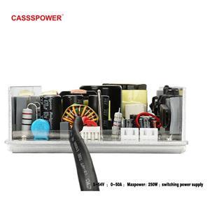 250W 52V 3.8A POE power module