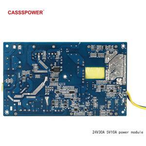 24V30A 5V10A power module dual output power supply