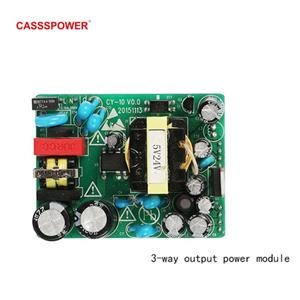 5V 5V 24V 3-way output Power Module