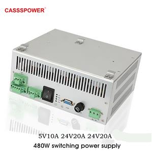 480W 5V10A 24V20A 24V20A UPS switching power supply