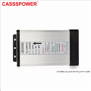 54V 7.4A 400H Waterproof Power Supply led waterproof drive power suppy