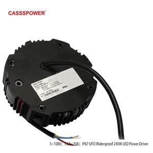 CYG-240 240W 54V4.5A LED high bay light power supply