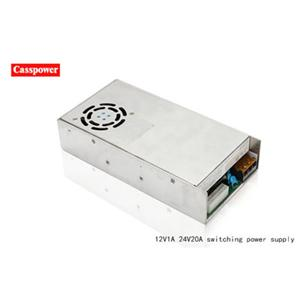 24V6.7A 12V20A switching power supply