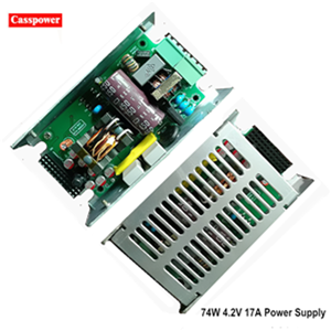 4.2V 17A 74W switching power supply