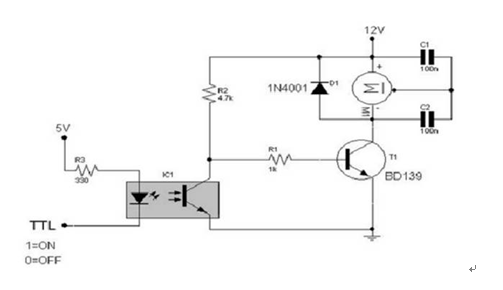 Design of optocoupler circuit in switching power supply-1