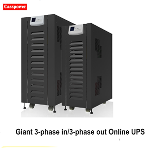 Giant 3-phase in 3-phase out Online UPS