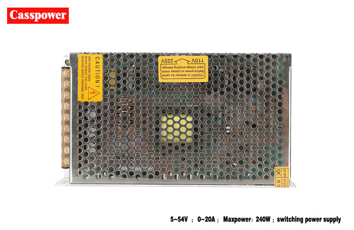 Note on the maintenance of led power supply
