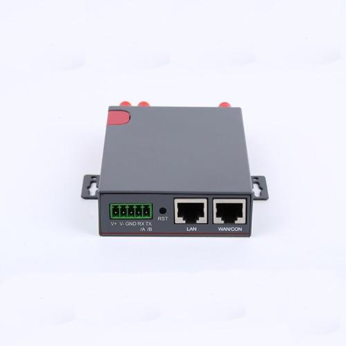 Gigabit-LAN-Router mit 2 Ports und SIM-Kartensteckplatz