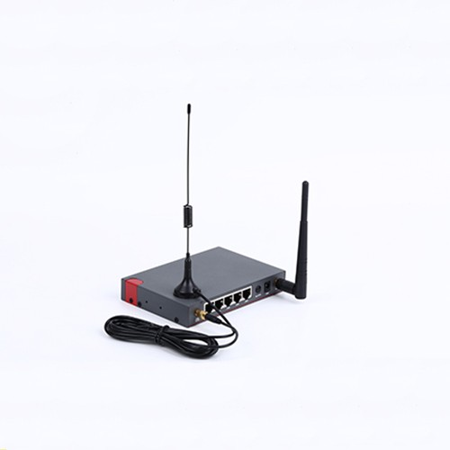 H50 Ruggedized Industrial 4G 3G Router MIMO