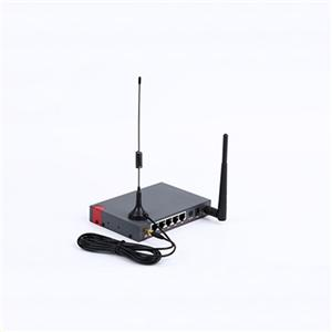 H50 Vehicle 5 Ports Router Industri 3G WiFi