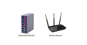 The difference between Home Router and Industrial Router