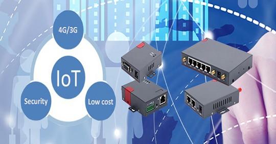 Die Entwicklung der Industrie-Router