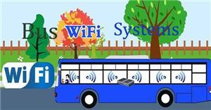 מערכת WiFi האוטובוס החכם עם נתב המוקשח