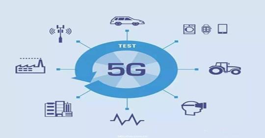 عصر التجاري 5G قادم، والإنترنت الصناعة الأمور آخذة في الارتفاع