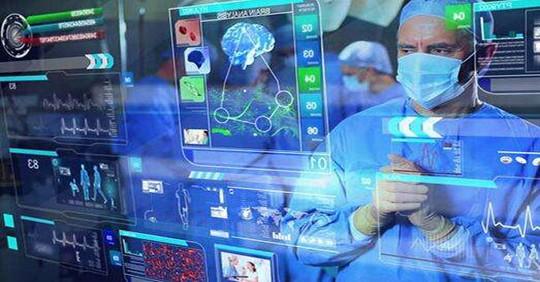 تقنيات عمليات تمكن الرعاية الصحية الذكية