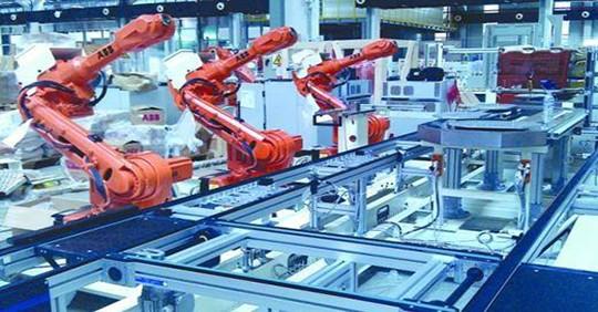 Internet der Dinge und Intelligent Manufacturing