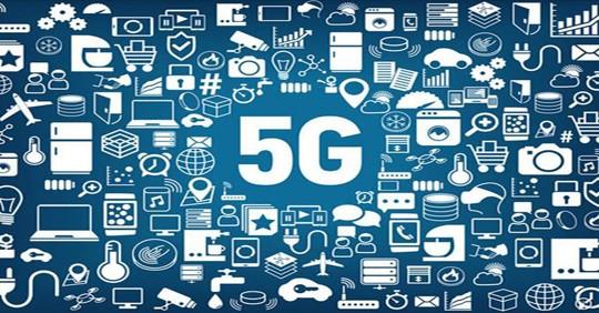 5G fördert die Entwicklung des Internet der Dinge