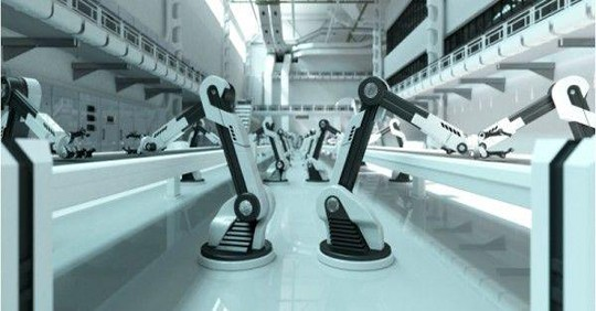 Full monitoring, IIoT improves manufacturing productivity