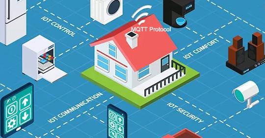 MQTT प्रोटोकॉल M2M संचार के लिए एक समाधान हो जाता है
