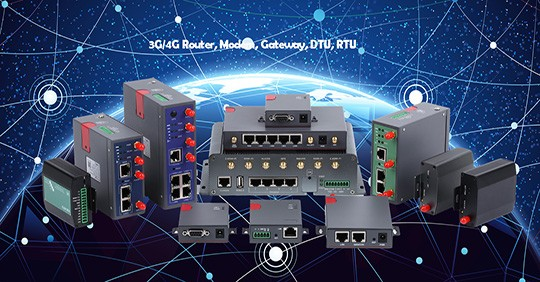 Features of MQTT industrial router