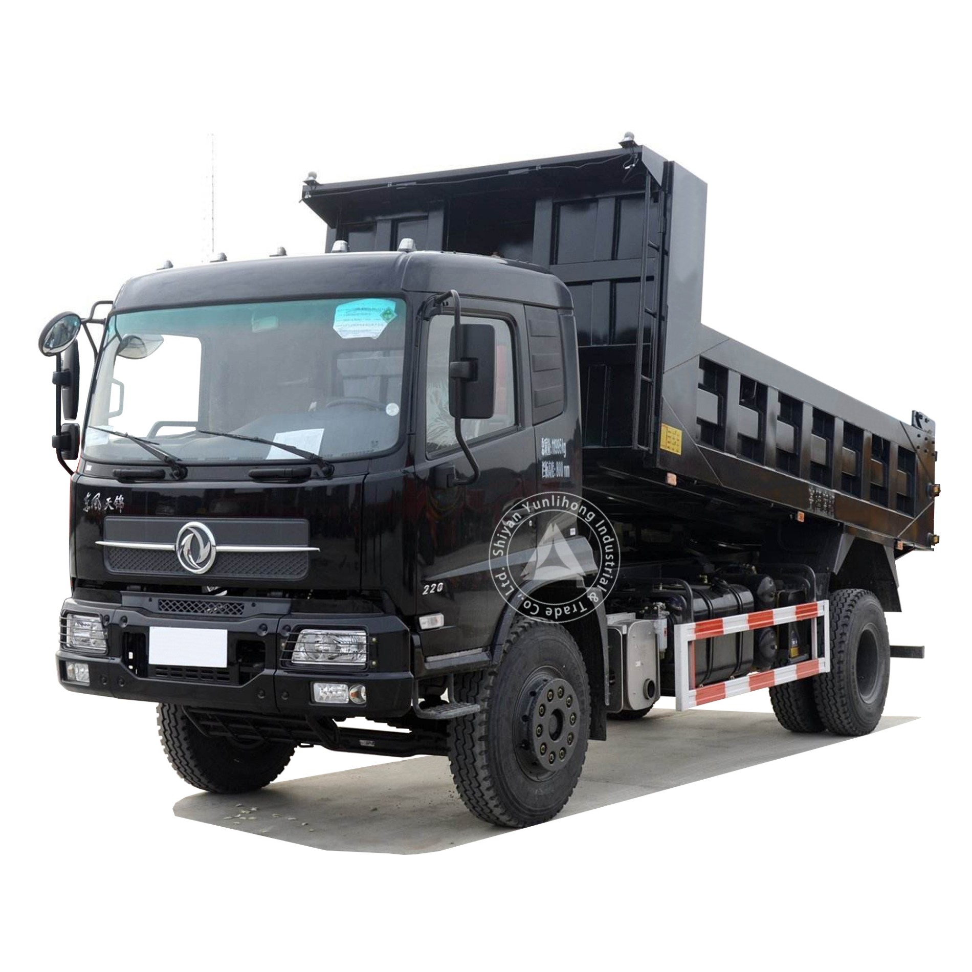 Dongfeng KR 4x2 GVW 19 Ton 7m3 To 9m3 Dump Truck