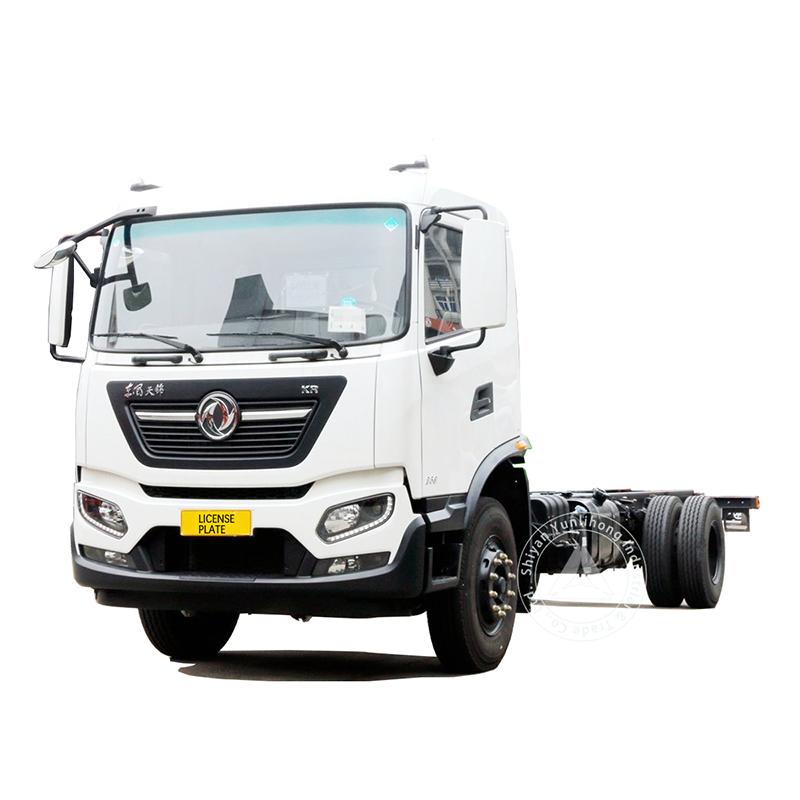 Truck Mount Crane