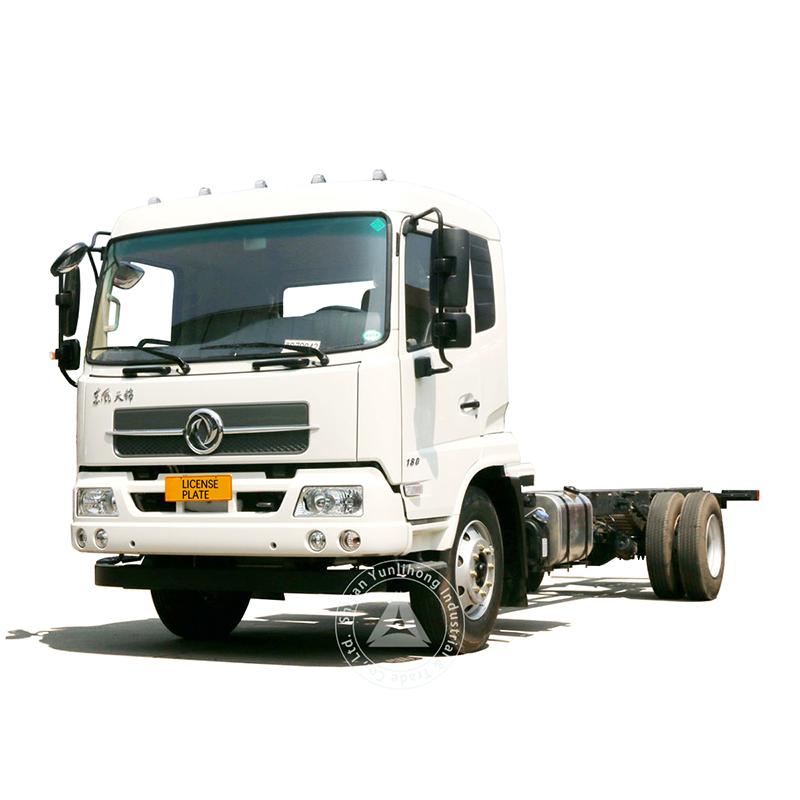 8 ton box truck