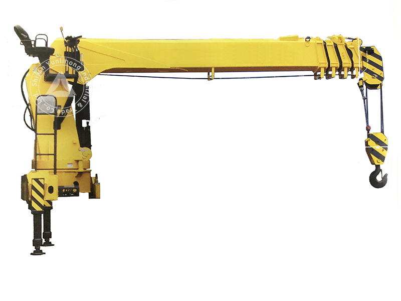 dongfeng off road crane truck