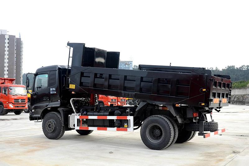 12 ton dump truck