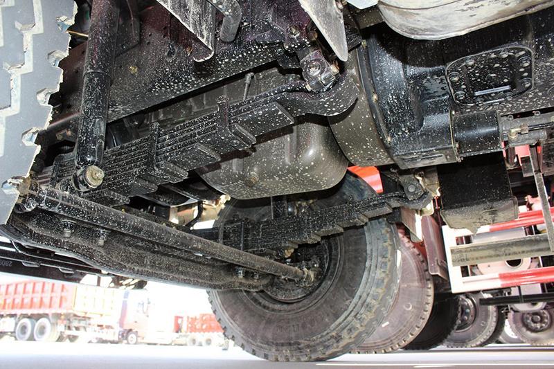 4x2 Dump Truck