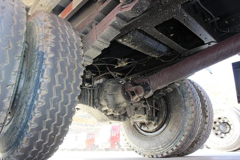 9m3 Dump Truck