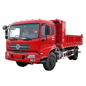 Dongfeng KR 4x2 GVW 19 Ton 8m3 To 11m3 Dump Truck