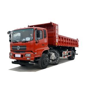 Dongfeng KR 6x2 180hp GVW17.2 Ton 15m3 To 18m3 Dump Truck